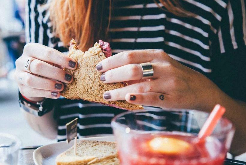 Como combatir el apetito con productos naturales
