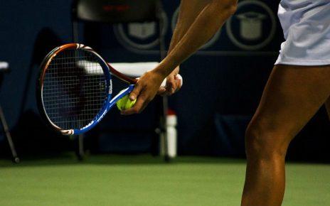 Como elegir una raqueta de tenis