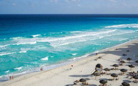playa de mexico cancun