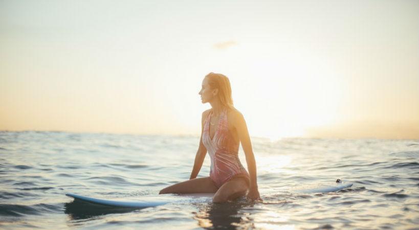 Cinco deportes para practicar en la playa