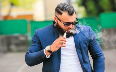 Vapear un 95 menos dañino que el tabaco