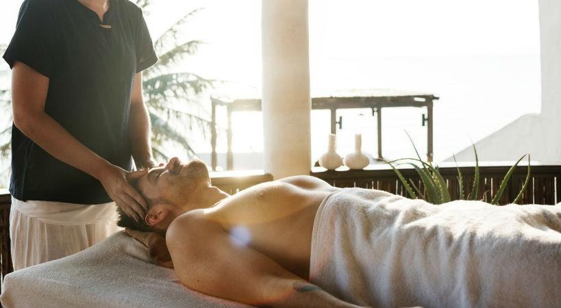 Disfrutar de un buen masaje erotico