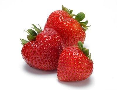 Fresas para blanquear tus dientes