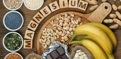 Magnesio para el crecimiento