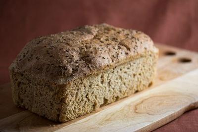 Pan de centeno para perder peso