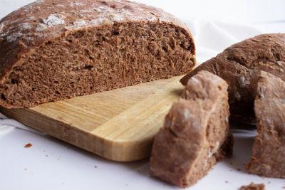 Pan de centeno propiedades