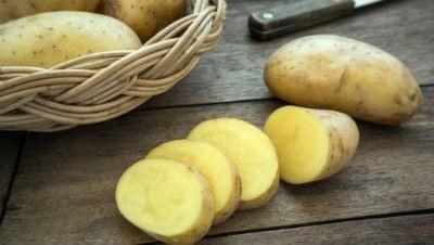 Patatas para las ojeras
