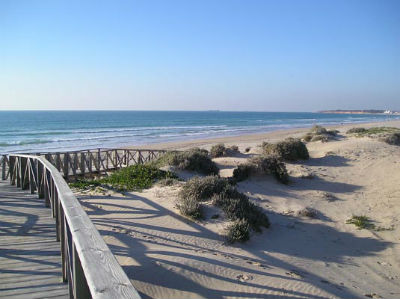 Playa de la Barrosa Cadiz