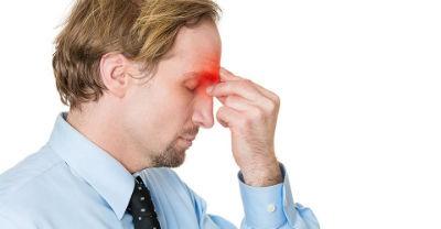 Sintomas de la sinusitis