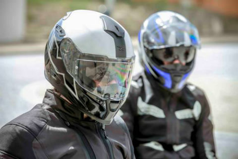 elegir casco de moto