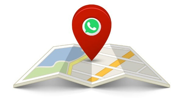 geolocalizacion WhatsApp