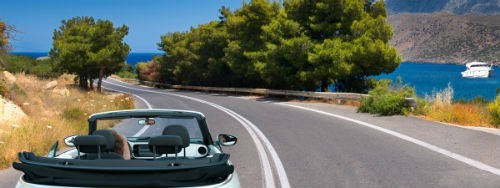 Alquiler de coches turismo en Mallorca