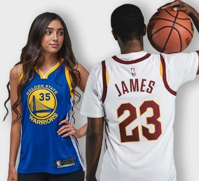 Camisetas NBA mas buscadas