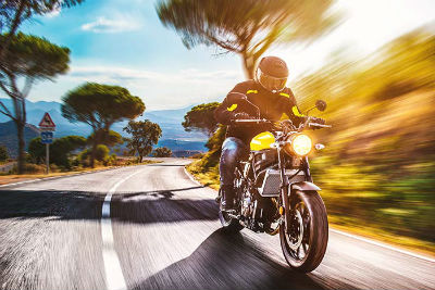 Coberturas en tu seguro de moto