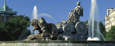 Monumentos mas representativos Madrid