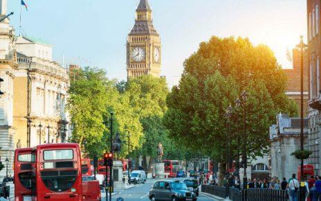 Guia Turistica Basica de Londres
