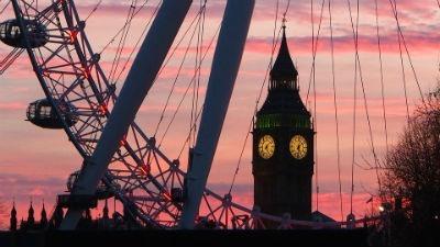 Guia viajar a Londres