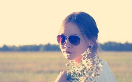Usar unas buenas gafas de sol
