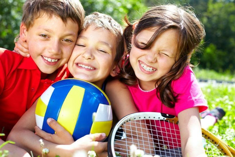 La importancia del deporte para los ninos