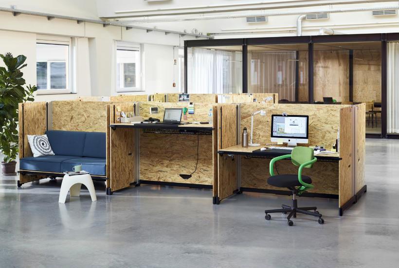 espacios para empresa y hogar