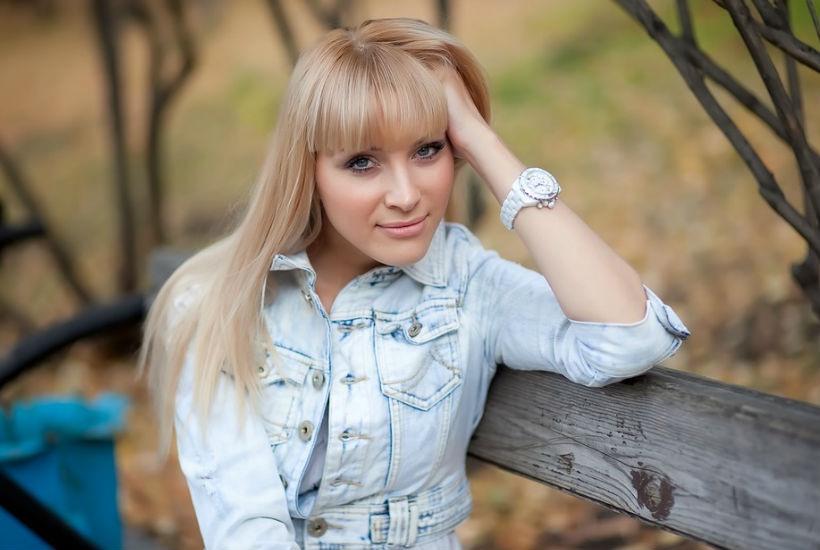 El amor con una mujer rusa