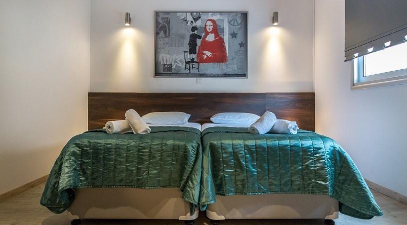 Dormitorio Personas Mayores
