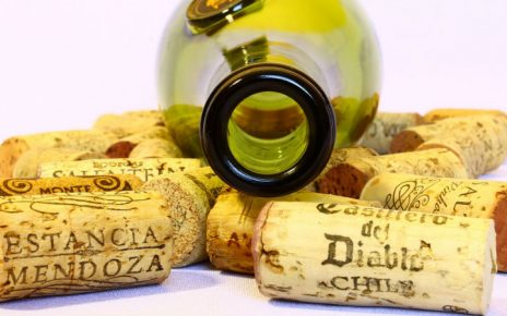 Conservar botella de vino abierta