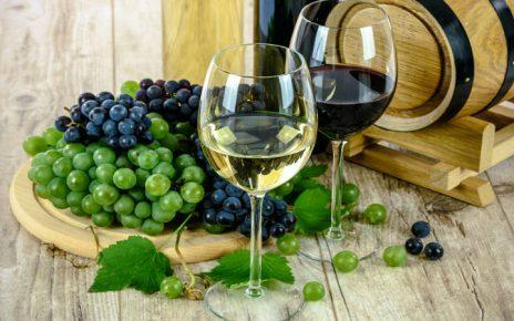 Vinos y uvas para cocinar