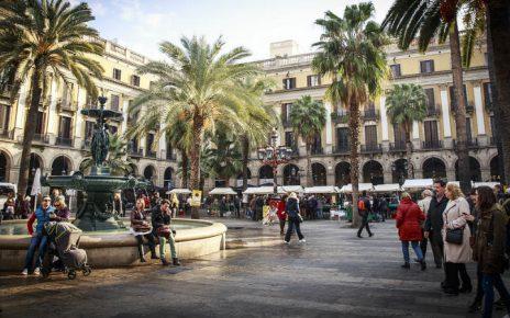 barcelona poliglota