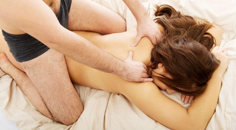 Masajes eroticos aportan salud