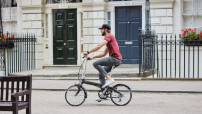 Ventajas de las bicicletas plegables