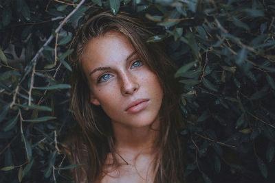 Belleza femenina detalles inspiradores