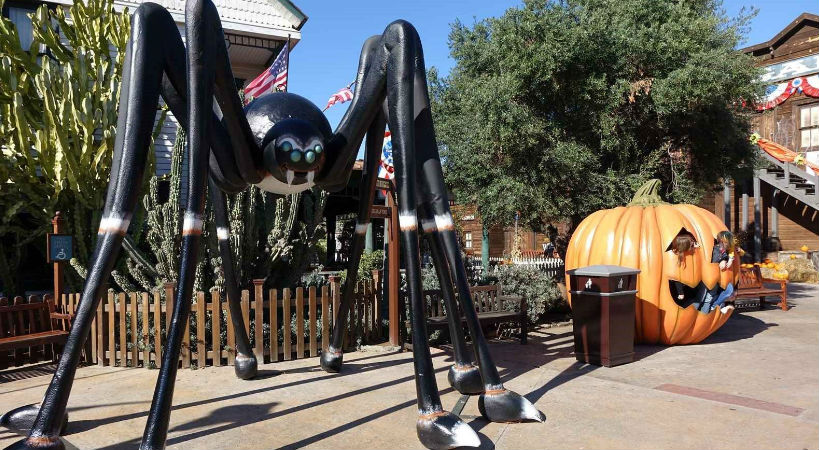 Halloween en Port Aventura