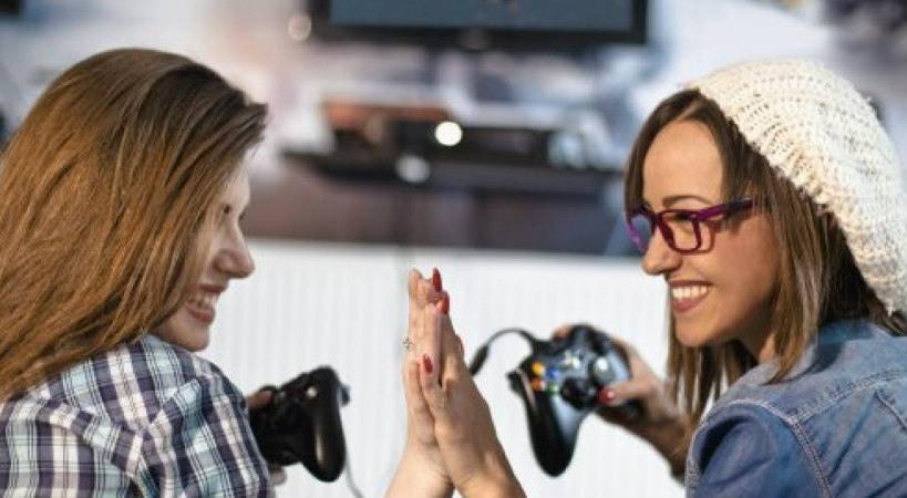 Mujeres que triunfan en la industria de los videojuegos