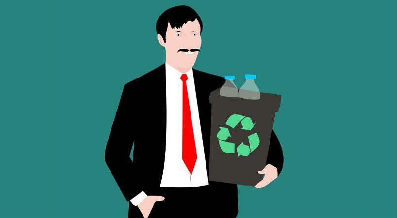 Como reciclar en un pequeno negocio