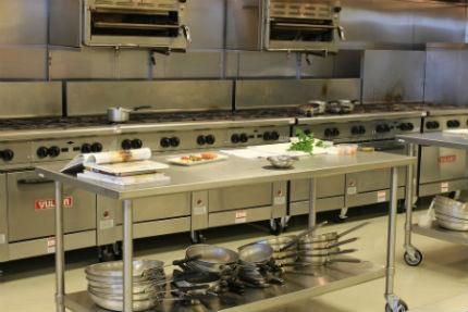 Cocinas restaurantes