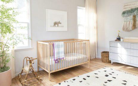 Como decorar la habitacion de tu bebe