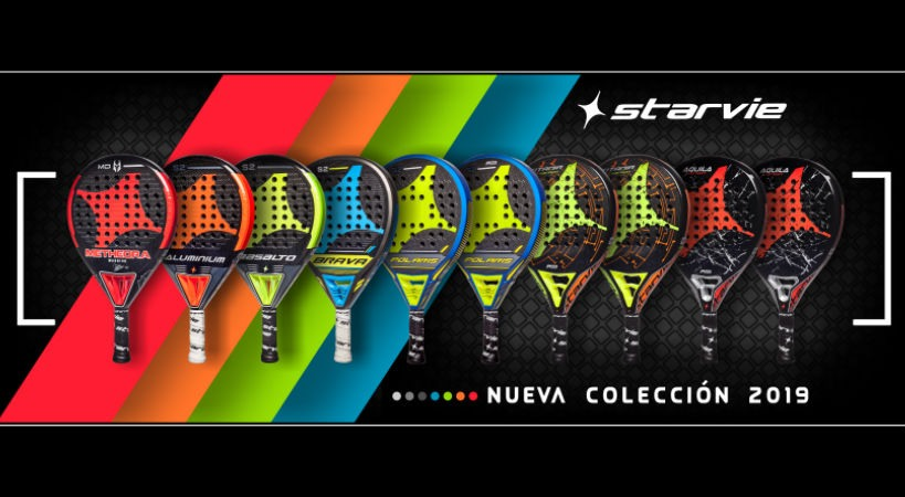 Coleccion palas Star Vie 2019