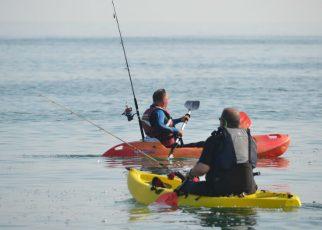 Consejos para pescar en kayak