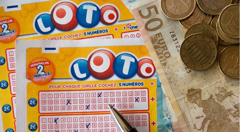 Ganar la loteria