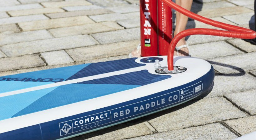 La mejor tabla de Paddle Surf Hinchable