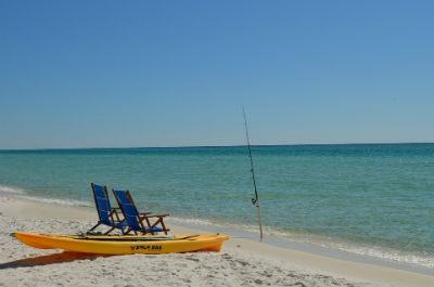 Recomendaciones para pescar en kayak