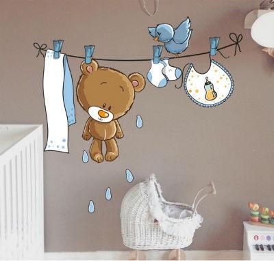 Vinilos decorativos infantiles para pared