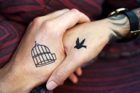 pequeños tatuajes con grandes significados