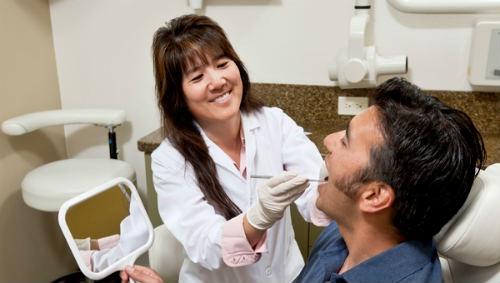 profesionales salud dental