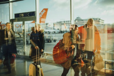 Cambiar tu billete de viaje