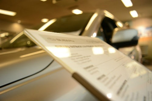 documentacion coche ocasion