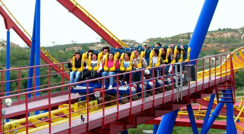 mejores parques de atracciones de España