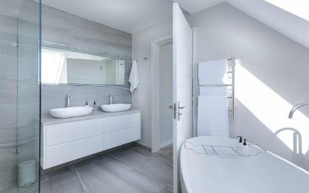 tendencia de los baños modernos