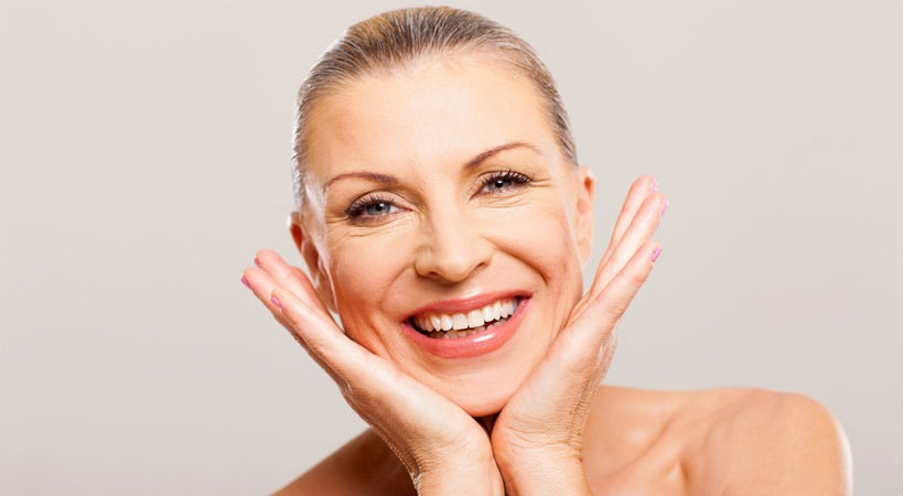Cómo evitar la flacidez facial